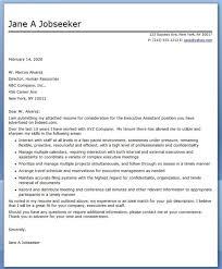 it assistant cover letter