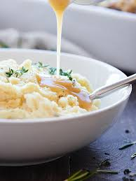 crockpot mashed potatoes recipe thanksgiving side dish
