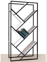 contemporary and functional scala bookcase design for home