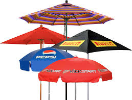 Patio Umbrella Commercial Grade by Custom Printed Commercial Beach Umbrellas U0026 Patio Umbrellas