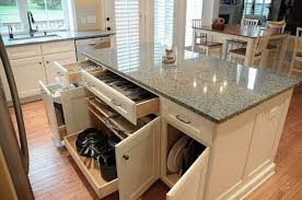 kitchens with an island the most lovely kitchen islands with storage 39 island ideas about