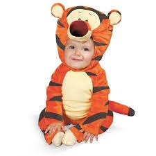 Winnie Pooh Halloween Costume Winnie Pooh Baby Comfy Fur Tigger Tiger Plush Costume