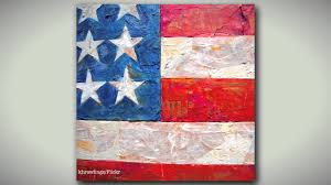 Jasper Johns Three Flags Rear Window Jasper Johns U0027 U0027flag U0027 Youtube
