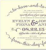 Quotes For Wedding Cards Wedding Invitation Sayings Rectangle Landscape Cream Vintage With