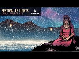 kshmr maurice west festival of lights official audio