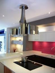 kitchen island extractor hoods how a cooker work interior home page