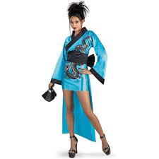 women halloween costume amazon com disguise women u0027s dragon geisha costume clothing