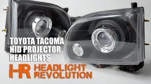 toyota tacoma hid fog lights toyota tacoma 01 04 projector headlights from hid