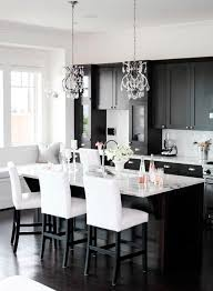 Black Kitchen Cabinets by 21 Ways To Make A Bold Statement With Black Kitchen Cabinets