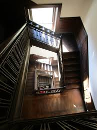 Looking Down Stairs by Aftonorples Orples