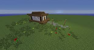 Small House Minecraft Asian Oriental Small House Minecraft Project