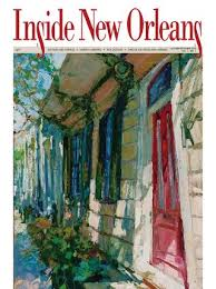 la nuit au bureau edward hopper october november 2014 issue of inside orleans by inside