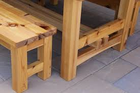 Expanding Square Table by 209 Rustic Outdoor Table 2 Of 2 The Wood Whisperer