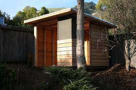 modern shed playhouse 11 marin homestead