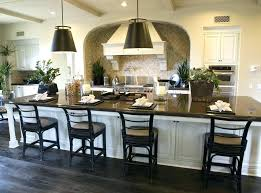 Kitchens With Large Islands Kitchen Island With Seating For 4 Kitchen Island Kitchen Island