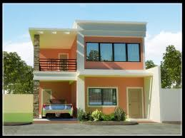 2 Stories House Architecture Two Storey House Designs And Floor Philippines
