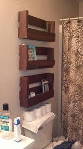 Shelves For The Bathroom Best 25 Toilet Shelves Ideas On Pinterest Shelves Over Toilet
