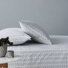 mercer reid lisbon flannelette sheet set bedroom sheets