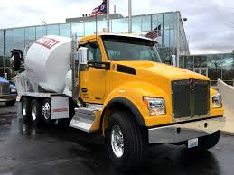 kenworth concrete truck test drive kenworth s t880s is a more versatile replacement for the