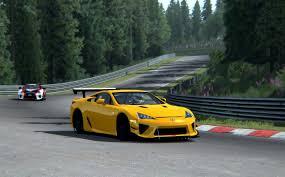 lexus lfa track assetto corsa lexus lfa track edition at circuit brands hatch
