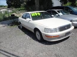 lexus ls400 1990 1990 lexus ls 400 for sale cleveland oh carsforsale com