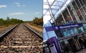 The Border Commuters The Outline by Rail Adventures On And Off The Beaten Track Telegraph