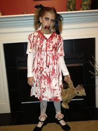 Girls Zombie Halloween Costumes 45 Zombie Costumes Gigi Images Zombie