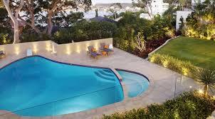 landscape pool u0026 garden design space landscape designs