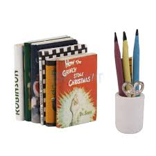 online buy wholesale dollhouse miniature books from china