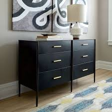 West Elm Bedroom Furniture by Best 25 Six Drawer Dresser Ideas On Pinterest 2 Drawer Dresser