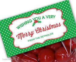 christmas goody bags merry christmas treat bag toppers printable christmas gift bags