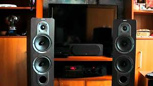 jamo home theater system jamo s426 fronty youtube