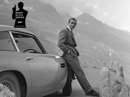 sean connery martini sean connery bond style series the stylish man