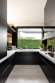 Black Kitchen Cabinets by 16 Kitchens With Black Kitchen Cabinets Done 16 Different Ways