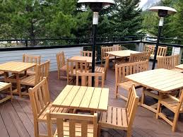 Commercial Patio Tables Hayneedle Outdoor Furniture Lush Commercial Dining Ideas Unique