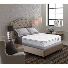 Serta Bed Frame Serta Perfect Sleeper Bristol Way Supreme Euro Top Mattress