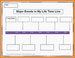 Resume Timeline Template Word Timeline Template Teller Resume Sample