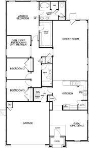 Georgetown Floor Plan Plan A 2089 U2013 New Home Floor Plan In Creekside At Georgetown