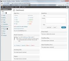 run a local wordpress blog with one click ghacks tech news