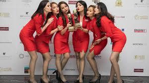 Airasia Uniform | doubts over authenticity of airasia skimpy uniforms complainer in