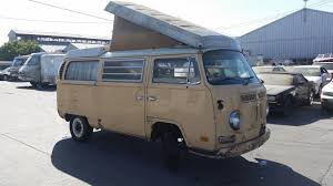 1970 volkswagen vanagon sold 1970 vw westfalia camper for sale july 30 2015 california