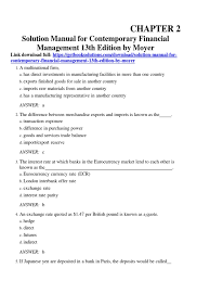 download solution manual for contemporary financial management