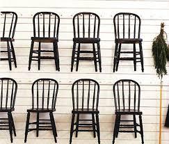 Black Windsor Chairs Kitchen Windsor Chairs Katy Elliott