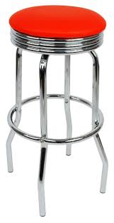 Retro Bar Table Bar Chair Retro Stool And Table Withack Metal Stools