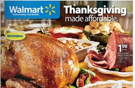 wal mart holds thanksgiving food drive for own employees mediaite
