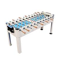 Regulation Foosball Table Buy Blue Sky Indoor Outdoor 6 Player Foosball Table At S U0026s Worldwide