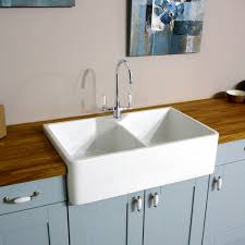 Astini Belfast   Bowl White Ceramic Kitchen Sink  Waste EBay - Kitchen sinks ceramic