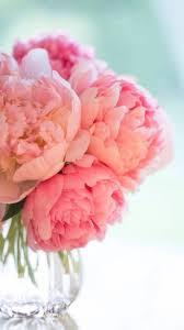 Faux Peonies Ergonomic Faux Pink Peonies 60 Faux Pink Peonies In Vase Pink