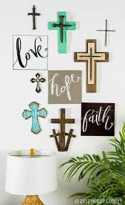 Decorative Wooden Crosses For Wall Best 10 Wall Crosses Ideas On Pinterest Rustic Cross Wall