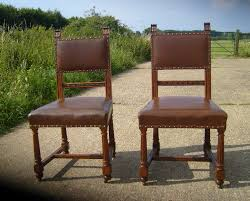Upholstered Dining Chair Set Antique Furniture Warehouse Antique Set 8 Dining Chairs Set Of